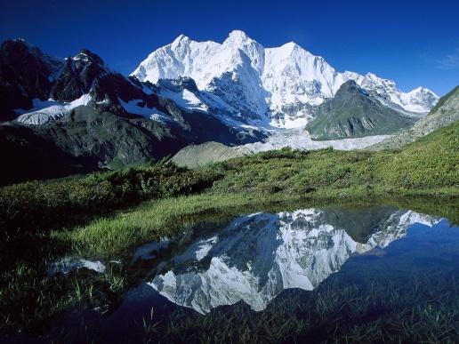 Гималаи — самая обширная горная система в мире. Где находятся Гималаи: географическое положение, описание, высота