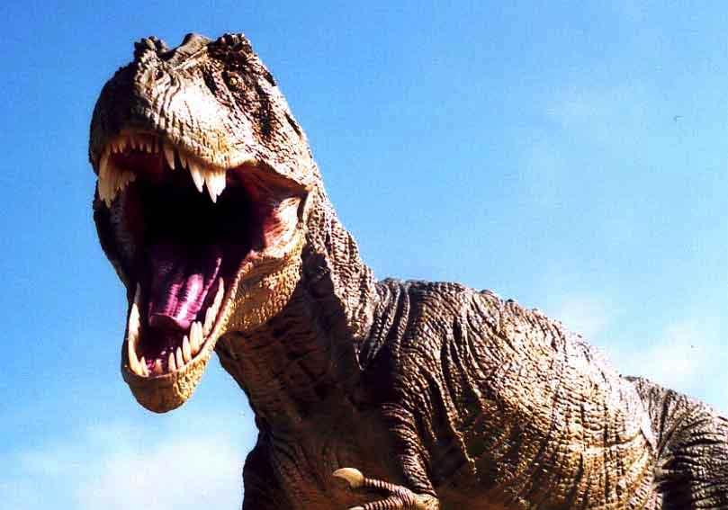 Тиранозавр-Рекс