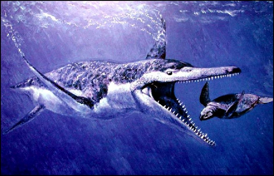 Плиозавр