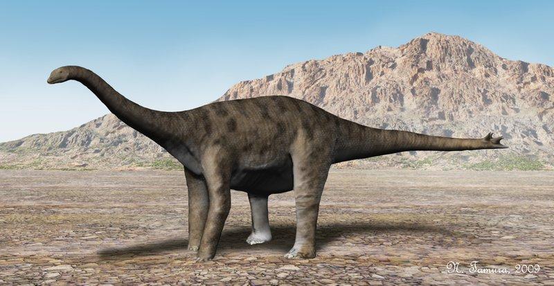 Спинофорозавр