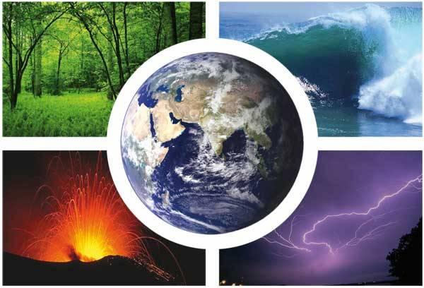 Биосфера Земли фото