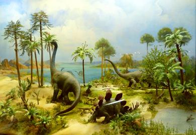 Мезозойская эра фото