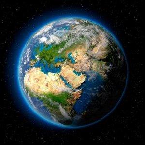 Атмосфера Земли фото