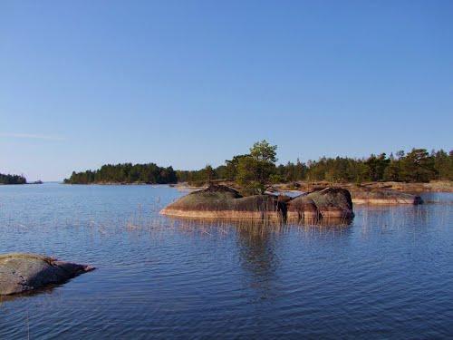 Озеро Венерн фото