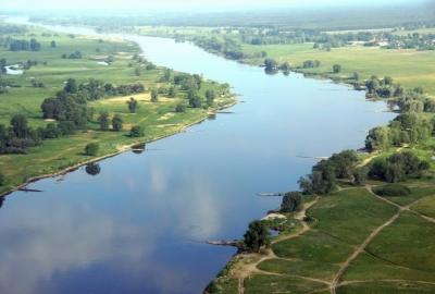 река Одер фото