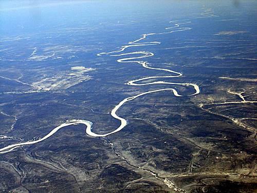 Река Алдан фото