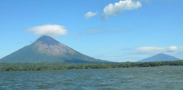 Озеро Никарагуа фото