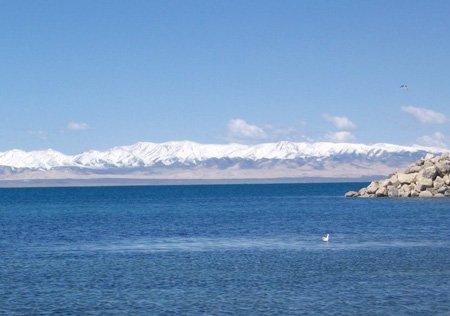 Озеро Кукунор фото