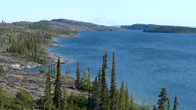 Большое невольничье озеро