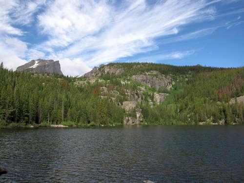 Большое Медвежье озеро фото