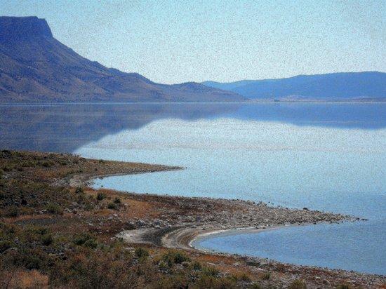 Озеро Альберт фото